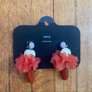 Sculpted Art Statement Earrings